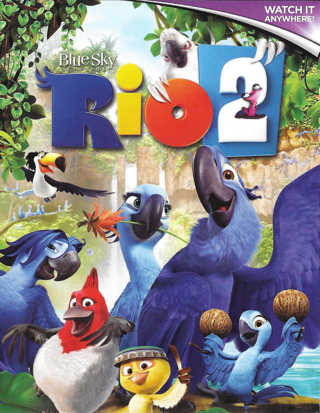 Рио 2 смотреть онлайн в отличном качестве 22 фотография