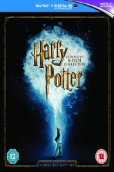 Harry Potter 8-Film Collection
