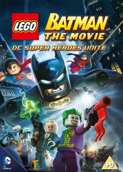 LEGO Batman: The Movie DC Super Heroes Unite