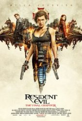 Resident Evil The Finall Chapter