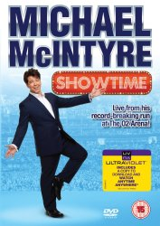 Showtime Michael McIntyre