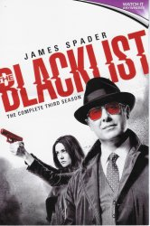 The Blacklist The Complete Third Season